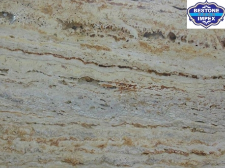 Azul Gold Travertine Marble Manufacturers in Delhi