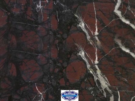 OCEAN RED MARBLE Manufacturers in Delhi