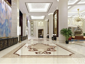 marble flooring design for hall: Bestone